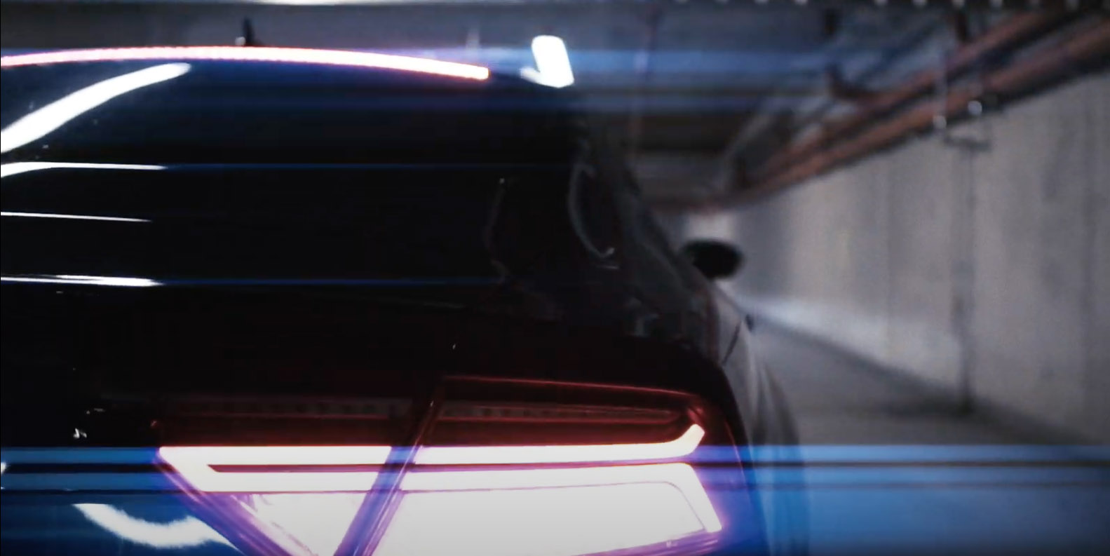 Audi RS7 Commercial