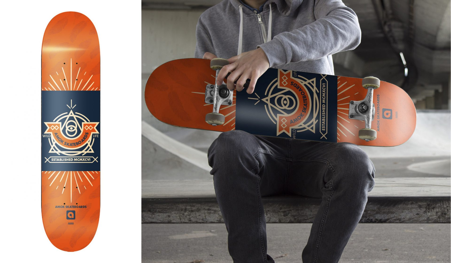 Amok Skateboards