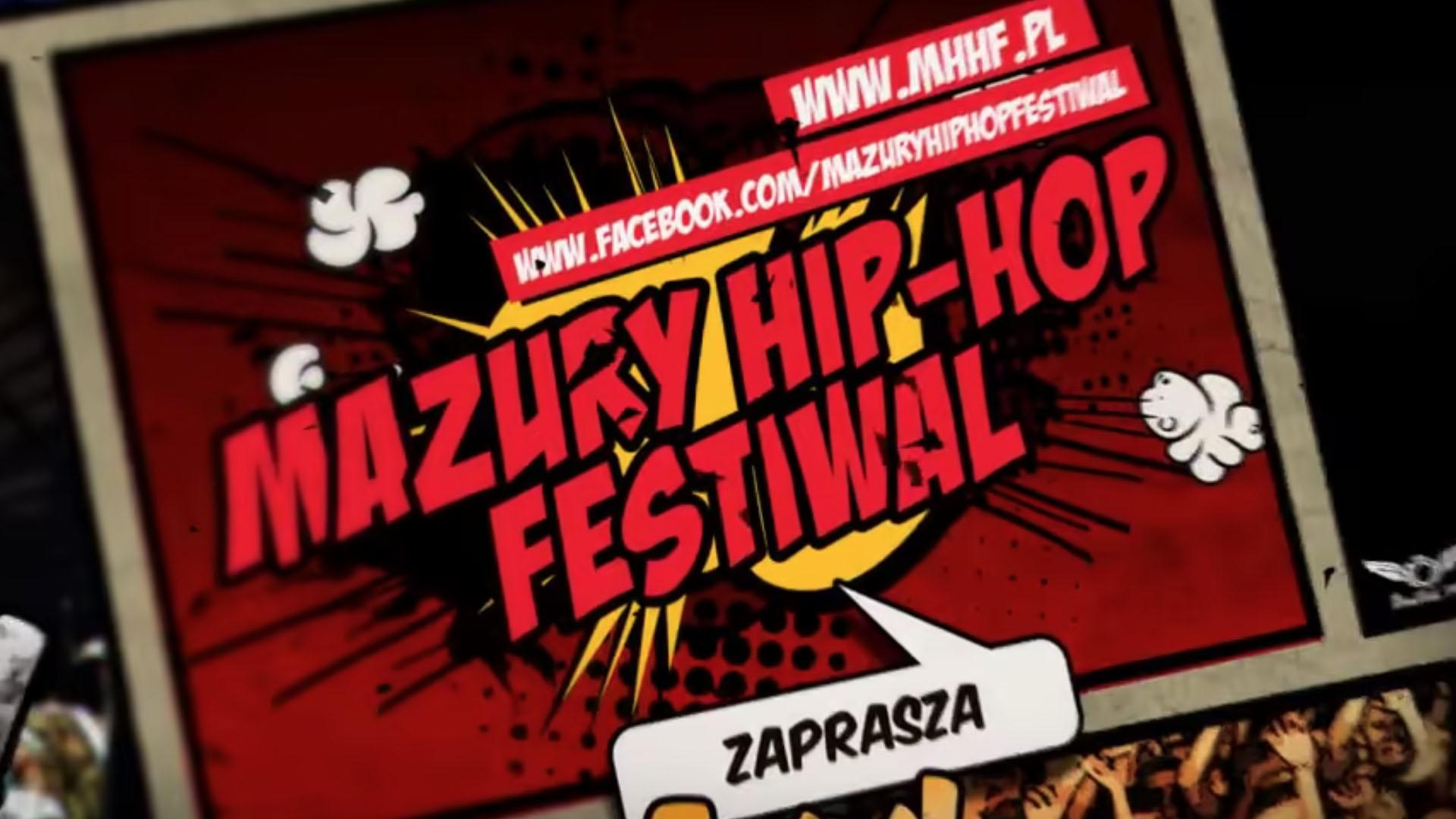 Mazury Hip Hop '14