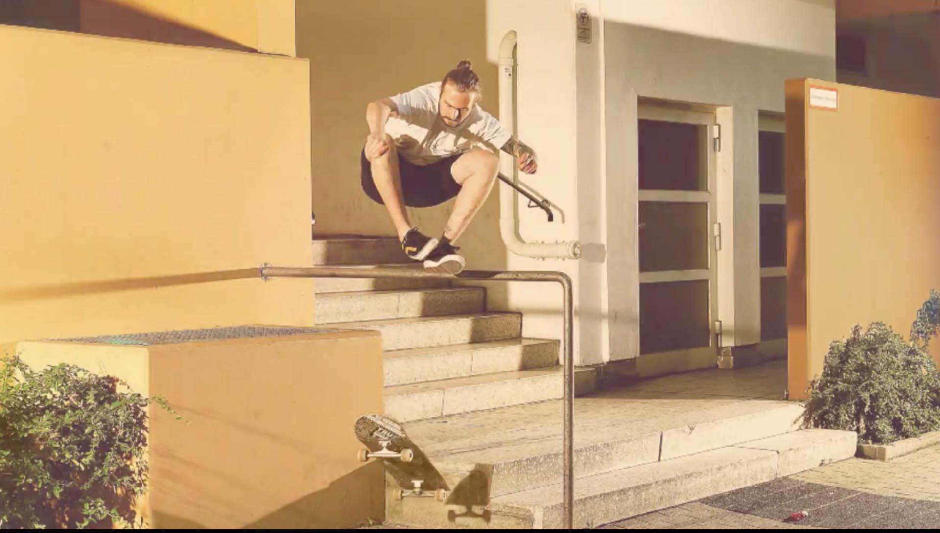 Pogo Skate
